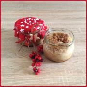 Spekulatius Cake im Glas + Kleines weihnachtliches Gestaltungstutorial