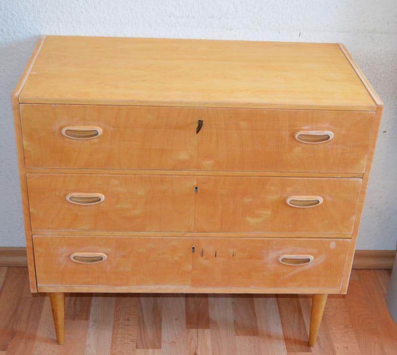 diy sperrm ll kommode handmade kultur. Black Bedroom Furniture Sets. Home Design Ideas