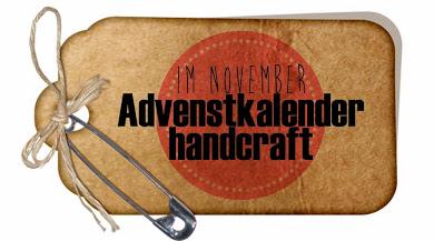 Adventskalender Handcraft , mach doch mit