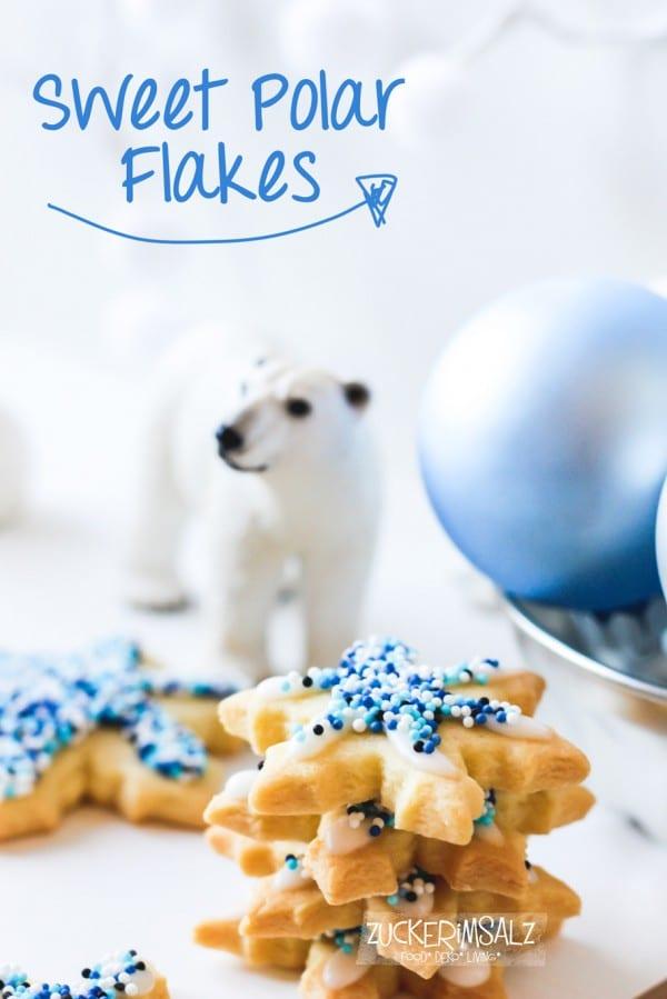 Sweet Polar Flakes