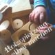 Holzspielzeug selber gemacht aus Restholz