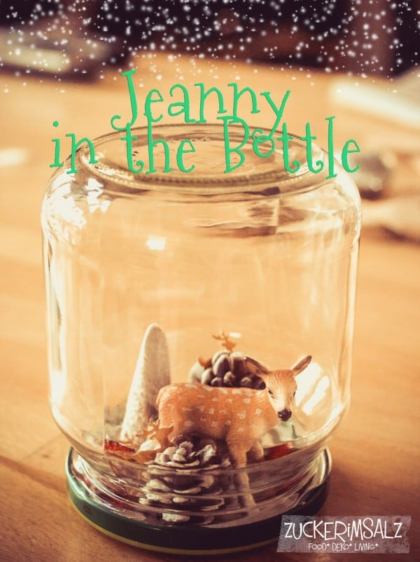 Jeanny in the Bottle