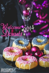 Welcome 2014 Donuts