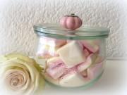 Bonboniere aus WECK Glas