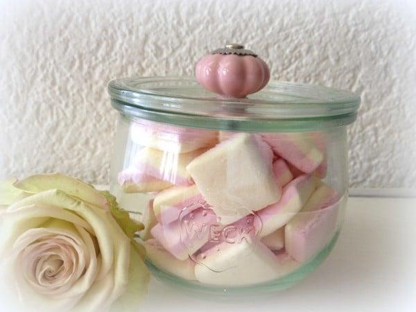Bonboniere Aus Weck Glas Handmade Kultur