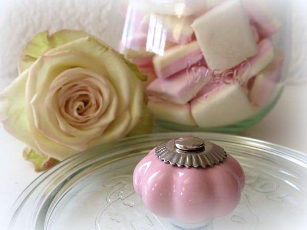 Bonboniere aus WECK Glas - HANDMADE Kultur