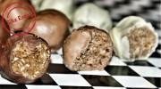 Spekulatius-, Pfeffernuss- und Lebkuchen-Cake Balls