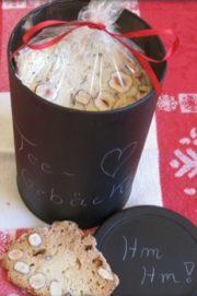 Weihnachtsgebäck zum Verschenken