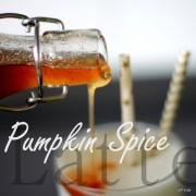 Pumpkin Spice Sirup