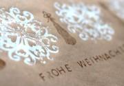 Gift Wrapping: Geschenkpapier ganz individuell