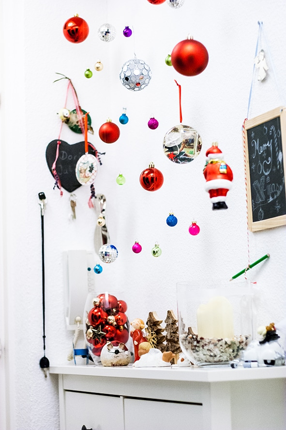 Weihnachtsdeko ohne baum handmade kultur for Weihnachtsdeko baum