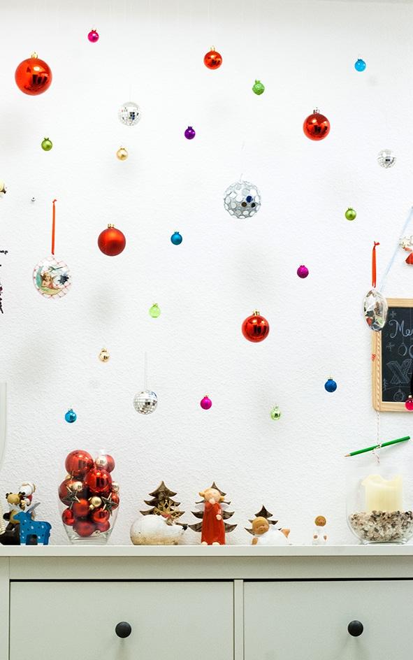 Weihnachtsdeko ohne Baum