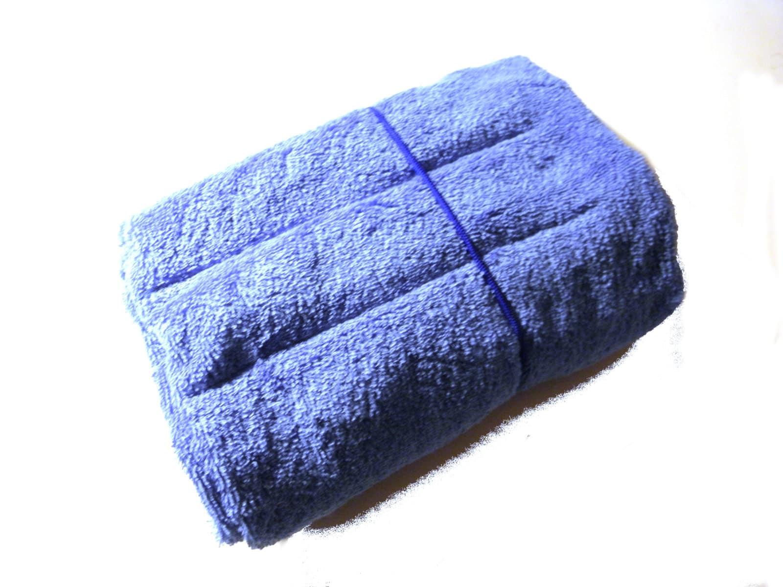 waschtasche aus einem handtuch nicht nur f r jungs. Black Bedroom Furniture Sets. Home Design Ideas