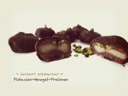 lecker schmecker Pistazien-Nougat-Pralinen