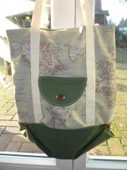 Ganze-Welt-Tasche