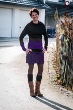 Twister-Kleid