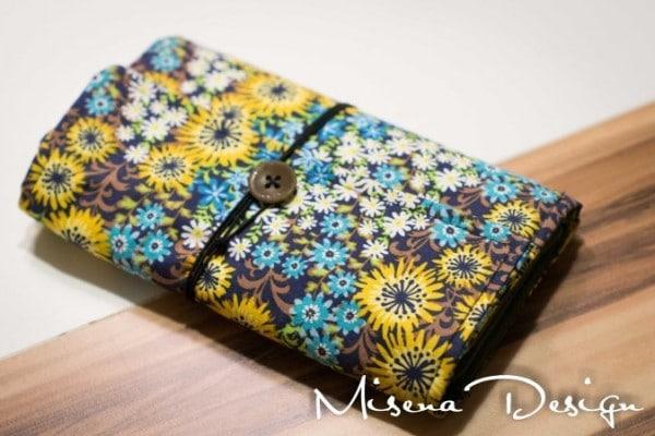 Portemonnaie Flora
