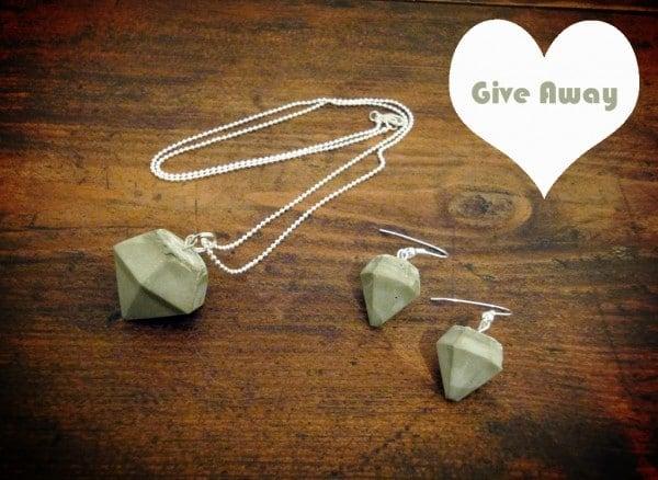 diamonds for a girl und kleines give away handmade kultur. Black Bedroom Furniture Sets. Home Design Ideas