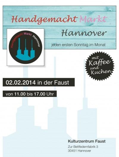 Handgemacht Markt Hannover