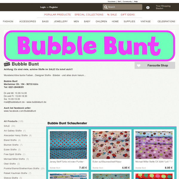 Bubble-Bunt