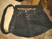 Alte Jeans-Neue Coole Tasche!
