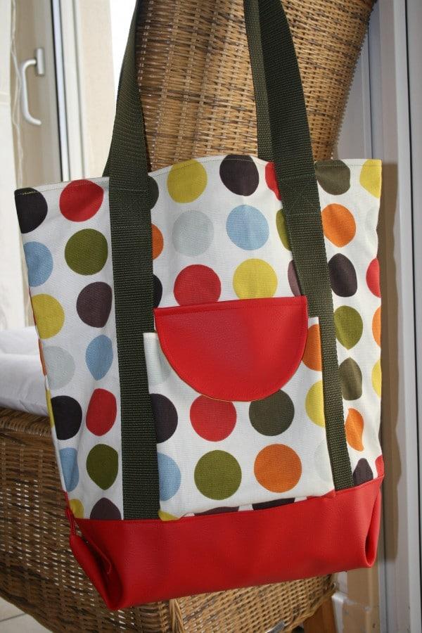 Mein Beitrag: Gute-Laune-Tasche