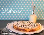 Blaubeer Torta della Nonna à la Jeanny