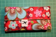 Tatüta - kleines Tutorial für eine Taschentüchertasche