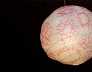DIY [inspired]: Stick-Lampe selber machen