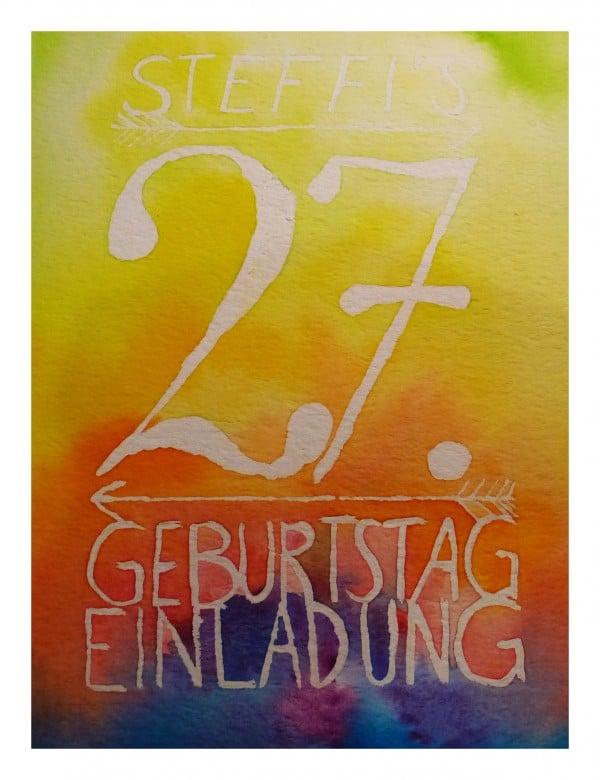 Einladung zum lebensbunt-Geburtstag