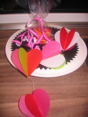 Last minute valentine DIY Projekt Teil 2