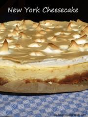I  ♥  New York Cheesecake