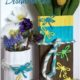 Upcycling -Teil 2 von einer Bambusmatte zur Vase