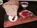 Brotzeit: veganes Weißbrot