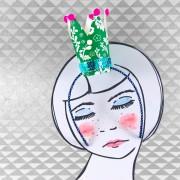Easypeasy Pappbecher Party-Krönchen