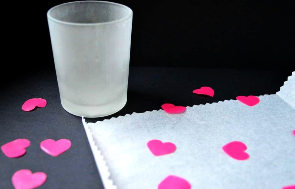 last minute valentinstagsgeschenk handmade kultur. Black Bedroom Furniture Sets. Home Design Ideas