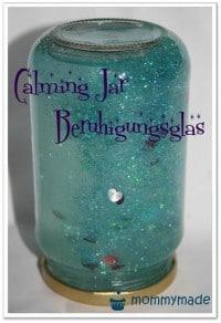 Calming Jar - Beruhigungsglas
