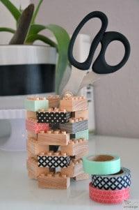 Washi Tape-Inspirationen