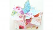 Hübsche Geschenksverpackung