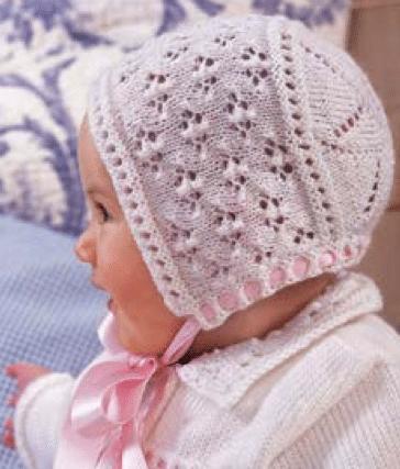 Little Finn Babymütze Handmade Kultur