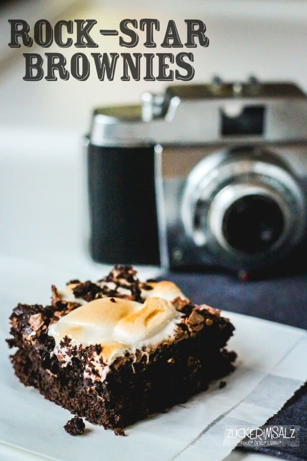 Rock Star Brownies