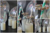 Zuckerperlenrand und andere Ideen für den nächsten Kindergeburtstag