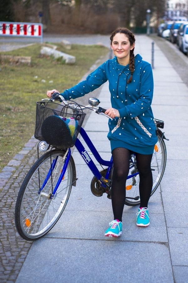 Der ultimative Fahrradpullover