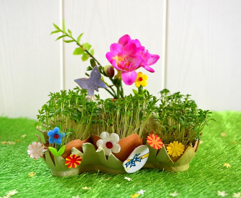 Fr hling in der eierschale handmade kultur for An und verkauf gebrauchtmobel