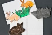 Bunnies all over