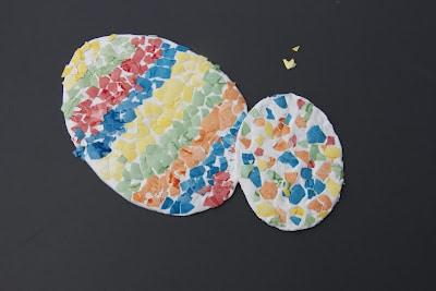 Mosaikostereier