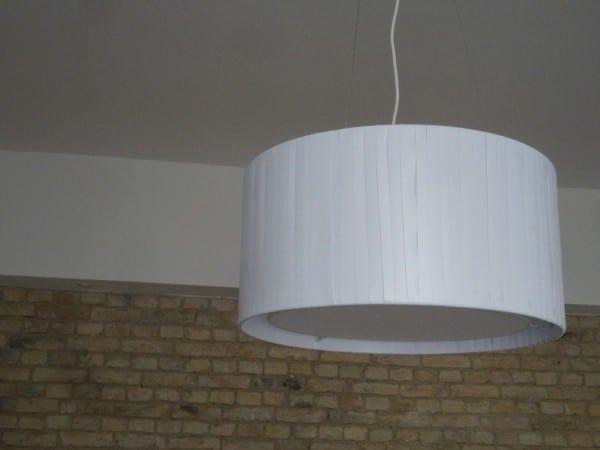 Schöner Schein: selbst gemachte Lampe
