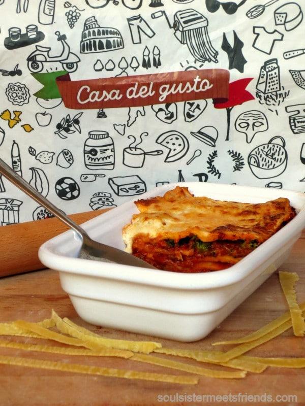 Handmade Lasagne