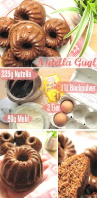 [backen] Nutella Gugl
