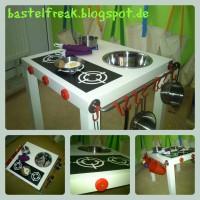 kleine Kinderküche